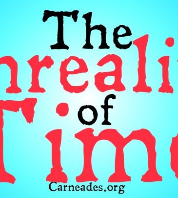 The Unreality of Time (Independent Project)
